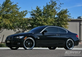 BMW  335d tuning