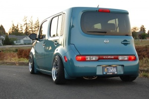 Nissan Cube tuning