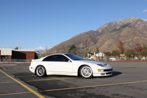 Nissan 300ZX 2-seat tuning