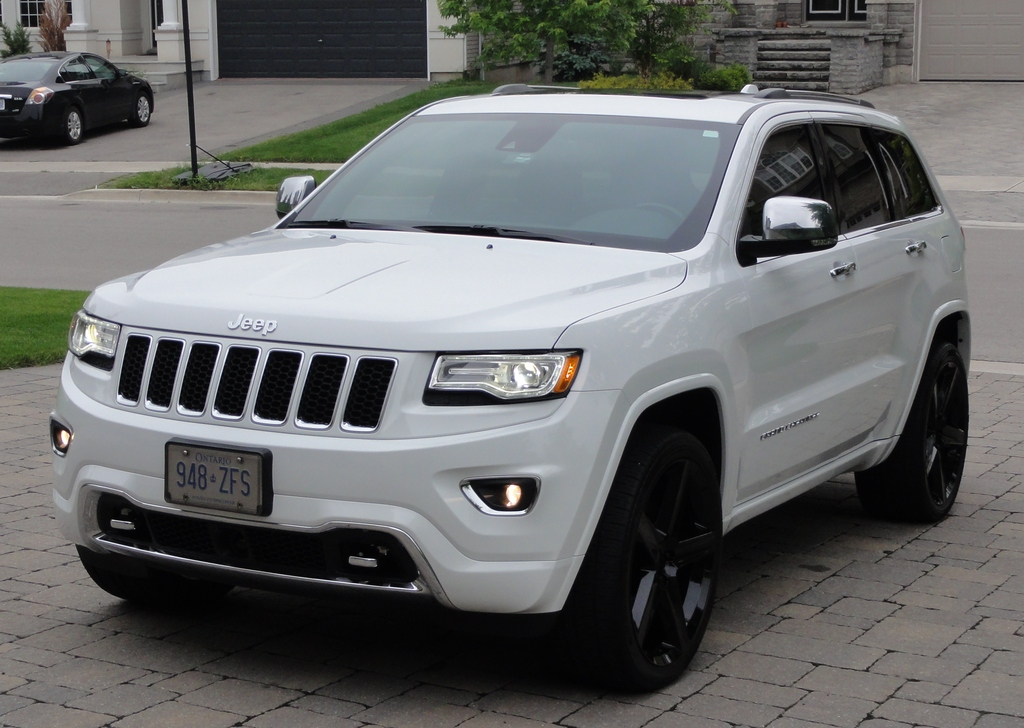 photo 4 Jeep Grand Cherokee custom wheels FR  22x10.0, ET , tire size 305/35 R22. x ET