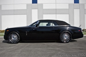 Rolls-Royce Phantom Drophead Coupe tuning