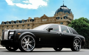 Rolls-Royce Phantom tuning