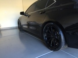 Acura TLX tuning