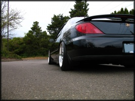 Acura  CL tuning